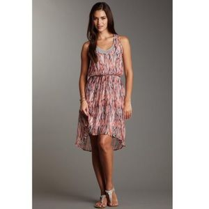 Ella Moss hi low tank top dress